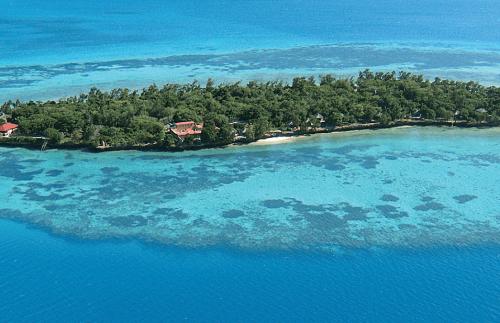 Zanzibar izlet na otok Prison