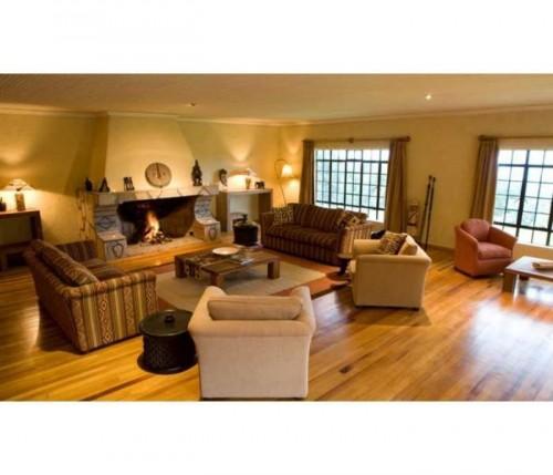 Sabyinyo Silverback Lodge -safari to africa accommodation