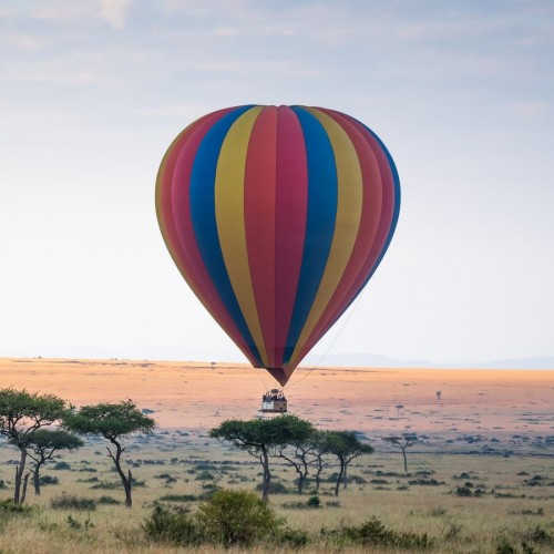 Explore Maasai Mara - Two days fly-in from Nairobi