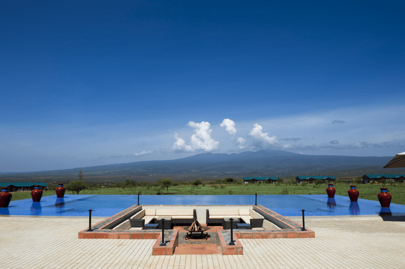 O'ldeani Ngorongoro Mountain LODGE