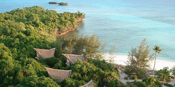 Chumbe Island Resort