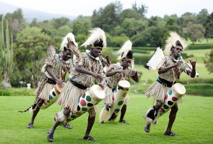 Кенийские племена и религия