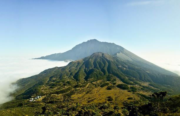 Mountain Meru