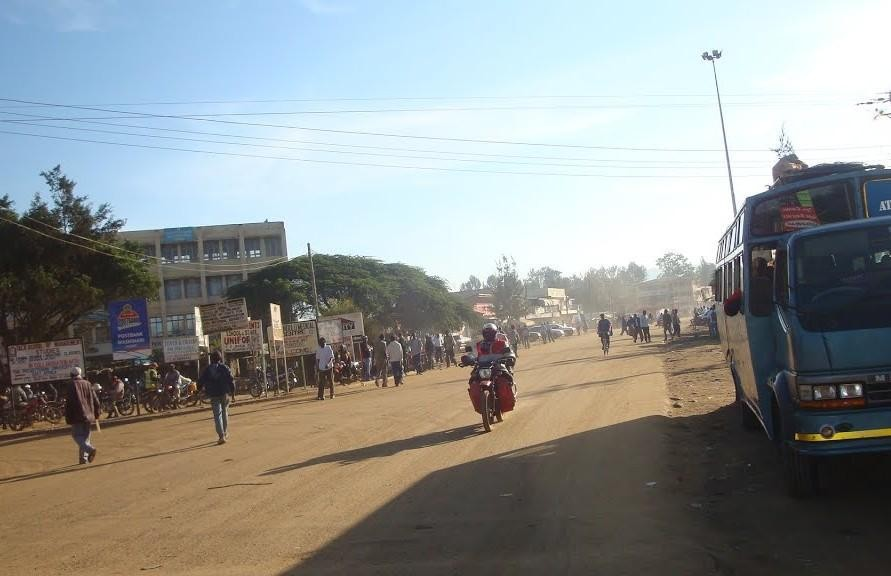 Мачакос, Кения