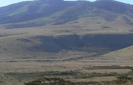 Гора Лемаргут 3155м - Высокорогье Нгоронгоро