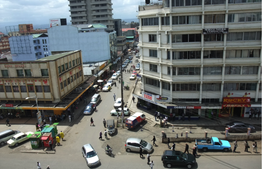 Накуру, Кения