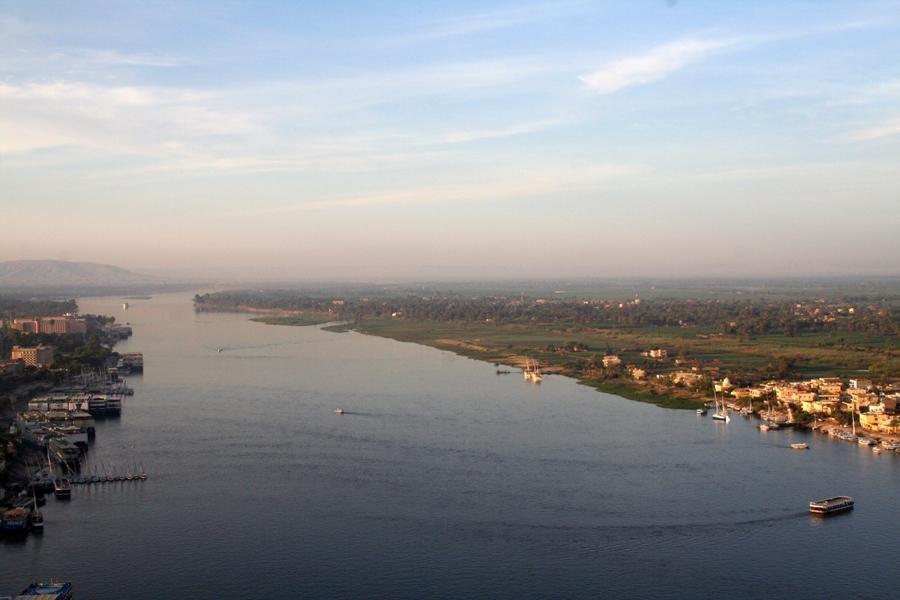 Трехдневное рафтинг приключение на реке Нил