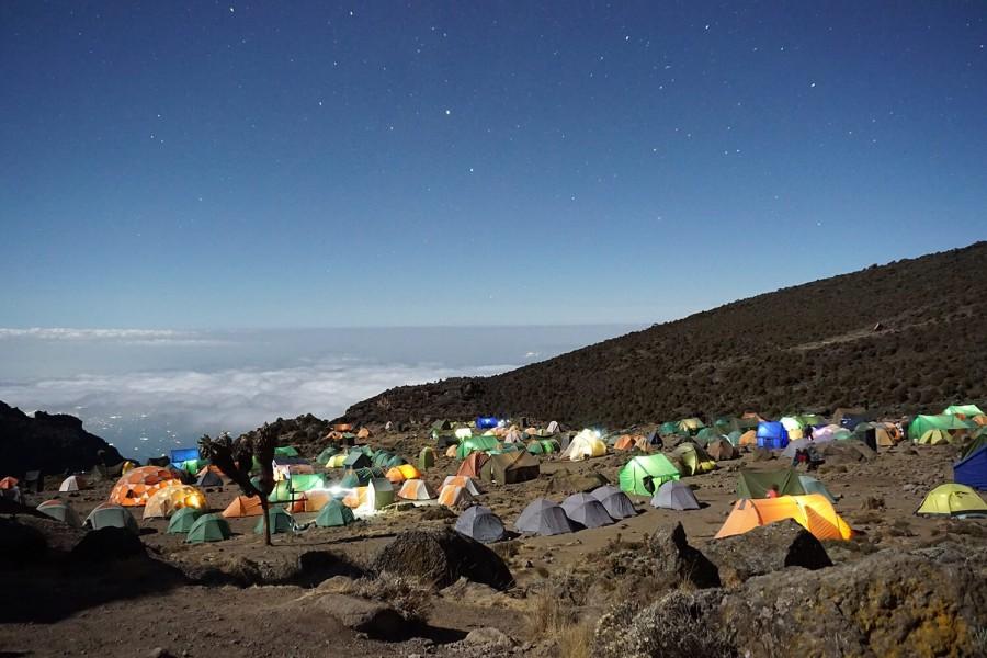 Маршрут Лемошо - Восхождение на Килиманджаро - 7 Дней