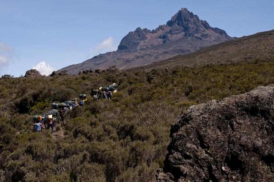 Маршрут Ронгай - Восхождение на Килиманджаро - 7 Дней