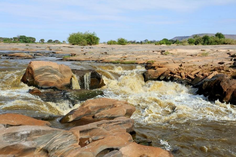 Сафари из Момбасы - Однодневная поездка в ВОСТОЧНЫЙ Цаво