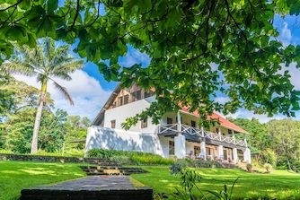 Ngare Sero Mountain Lodge