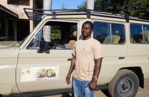 Safari Driver, Dickson