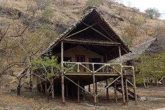 Sangaiwe Tented Lodge