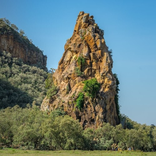 Tour to Hells Gate National Park