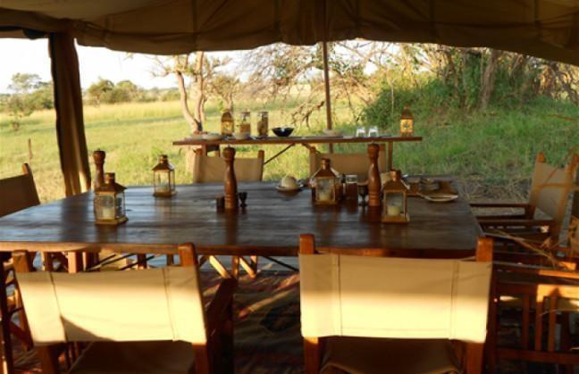 Ubuntu Camp -safari to africa accommodation