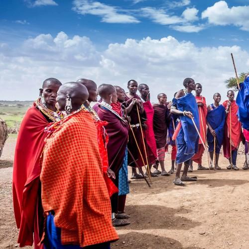 Safari from Zanzibar - Maasai Tribe and Arusha National Park - Two Days