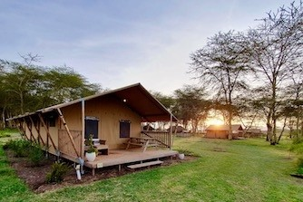 Africa Safari Glamping