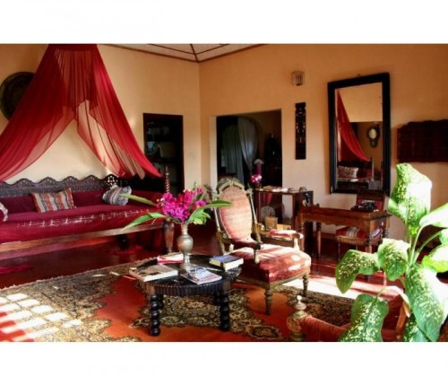 Imani Beach Villa -safari to africa accommodation
