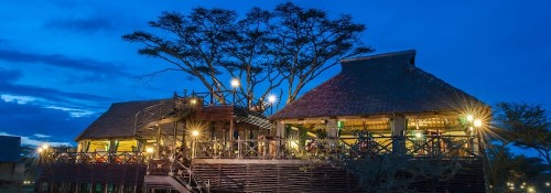 Lake Ndutu Luxury Lodge