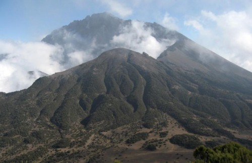 Mountain Meru