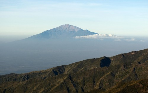 Momela Route - Climbing Mount Meru - 3 days