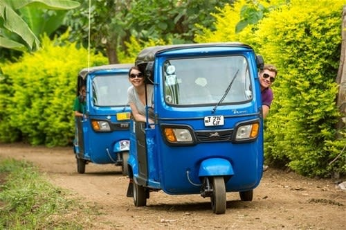 Mto Wa Mbu Tuk Tuk ride