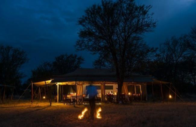 Bologonya Under Canvas Luxury Camp