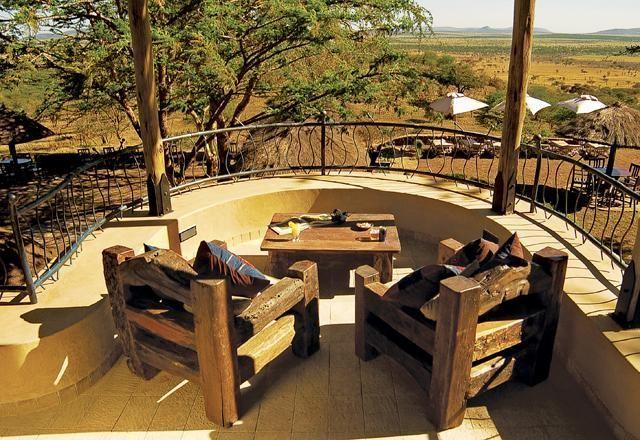 Serengeti National Park Sopa Lodge
