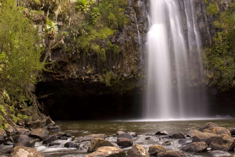 Aberdare National Park Waterfall