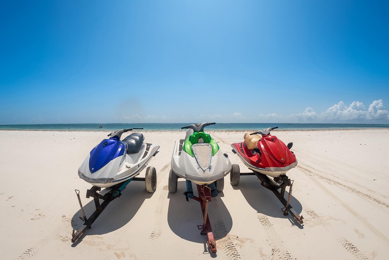 Kenya Diani beach