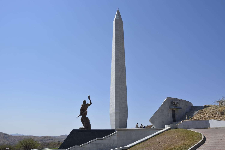 Windhoek_Independence Monument