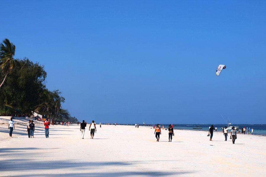 Kenya Beach escape