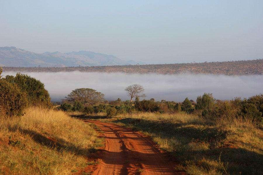 National Parks of Kenya