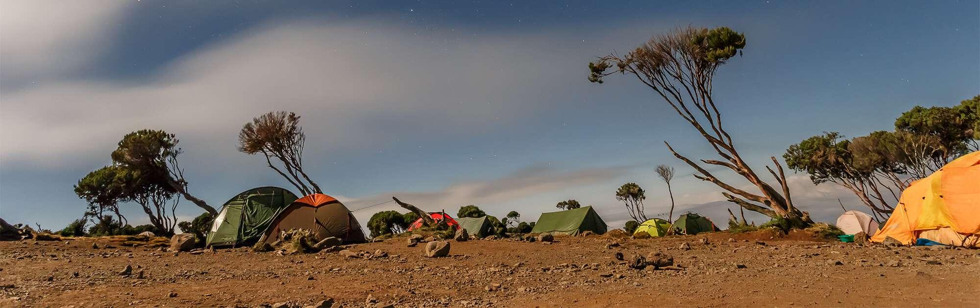 Kilimanjaro_camps