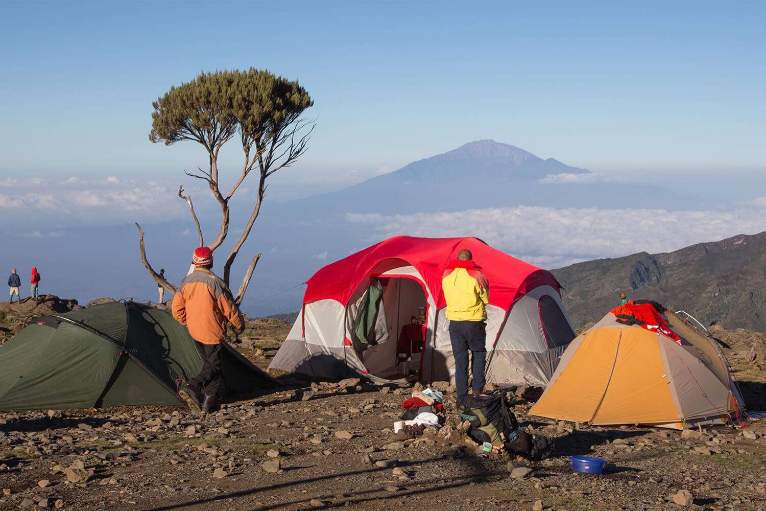 Machame (Whiskey) Route