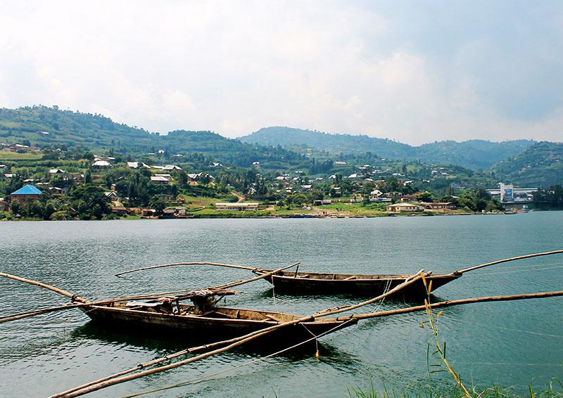 Озера Руанды