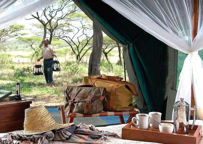 Проживание в Танзании