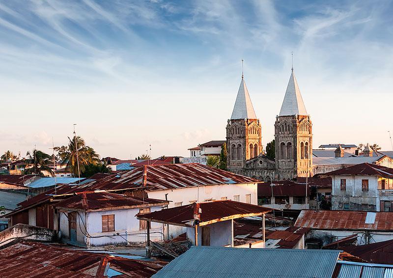 Интересные места в Танзании