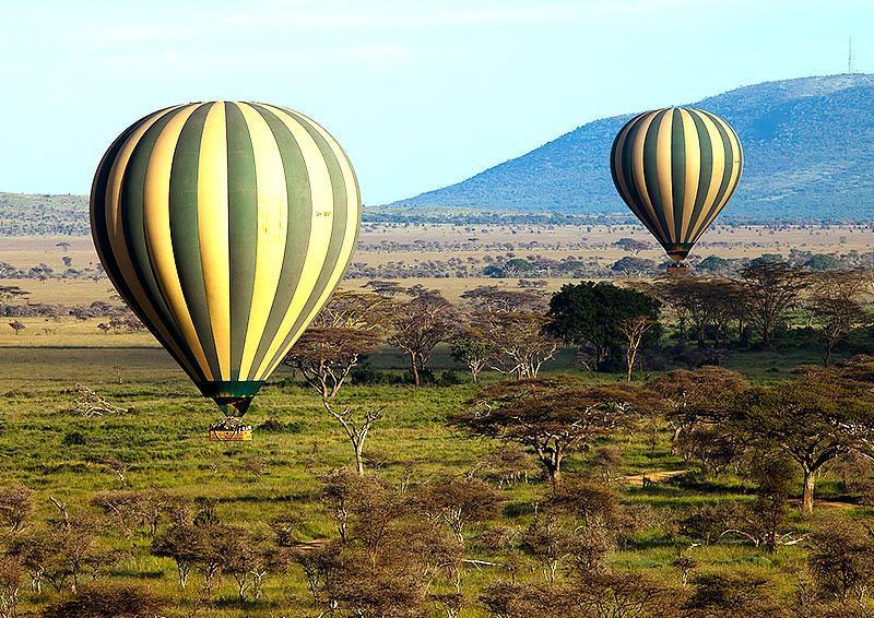 Развлечения в Танзании