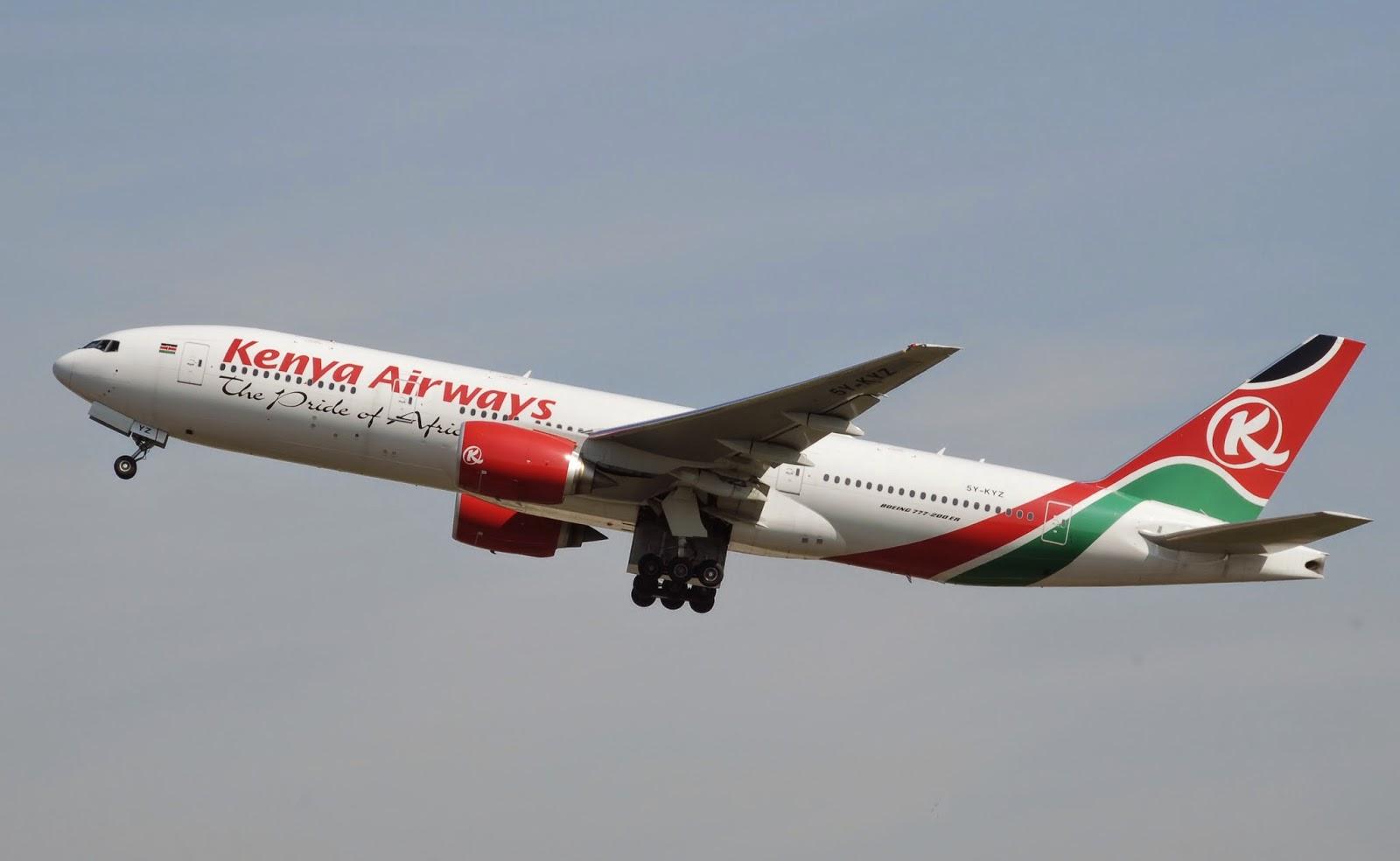flights from nairobi to zanizbar