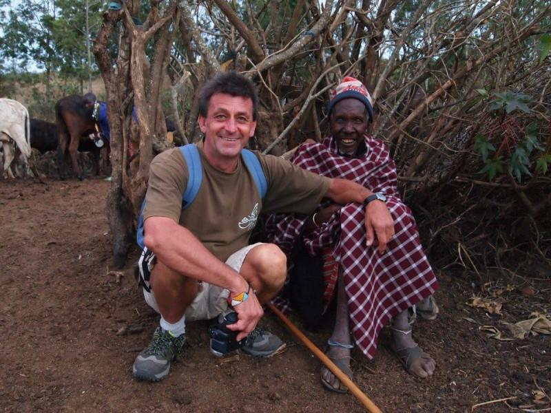 Traveling with purpose -Maasai tribe (2)