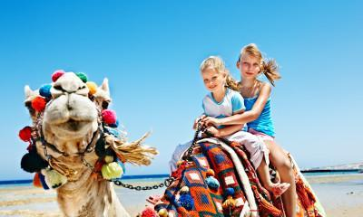 Safari With Children - Family Safaris in East Africa