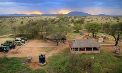 Serengeti Accommodation