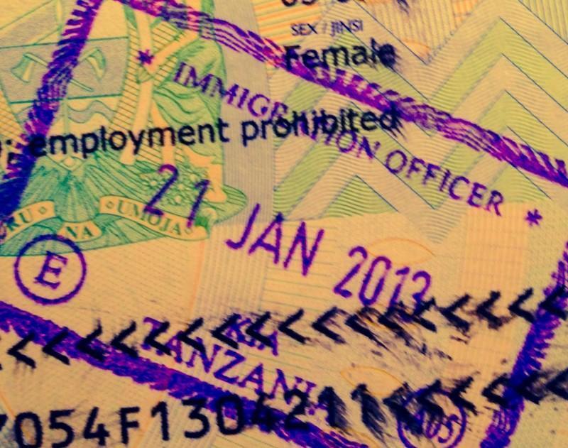 east african visa