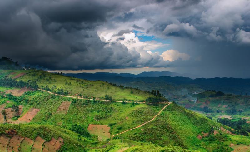 ngorongoro rainy season