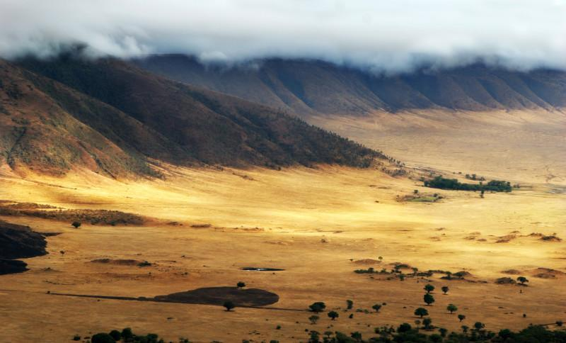 The Ngorongoro Conservation Area
