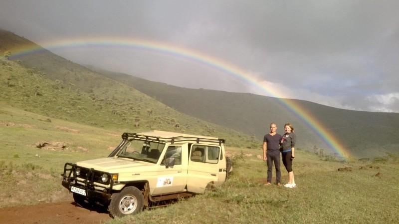 ngorongoro crater safari