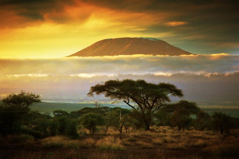 Mt kilimanjaro tanzania climbe