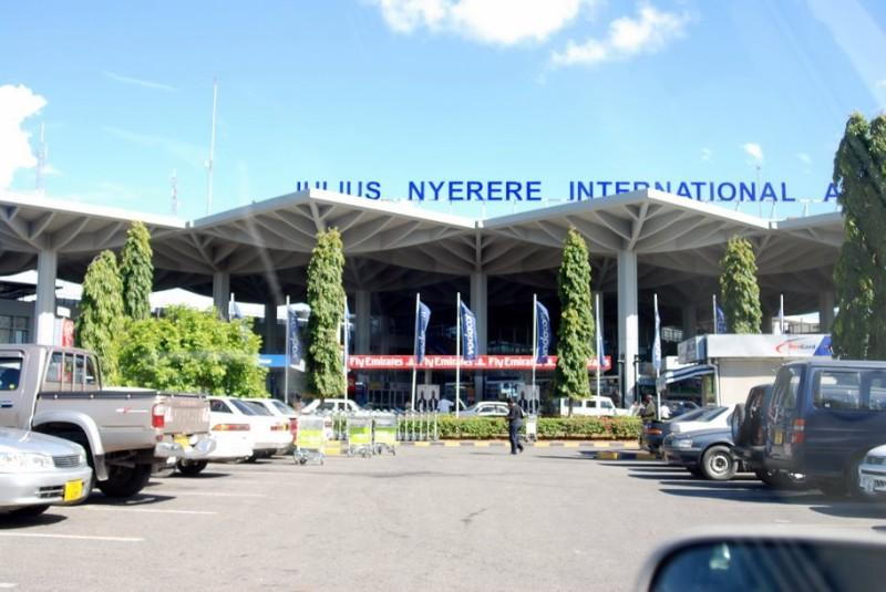dar es salaam airport tanzania