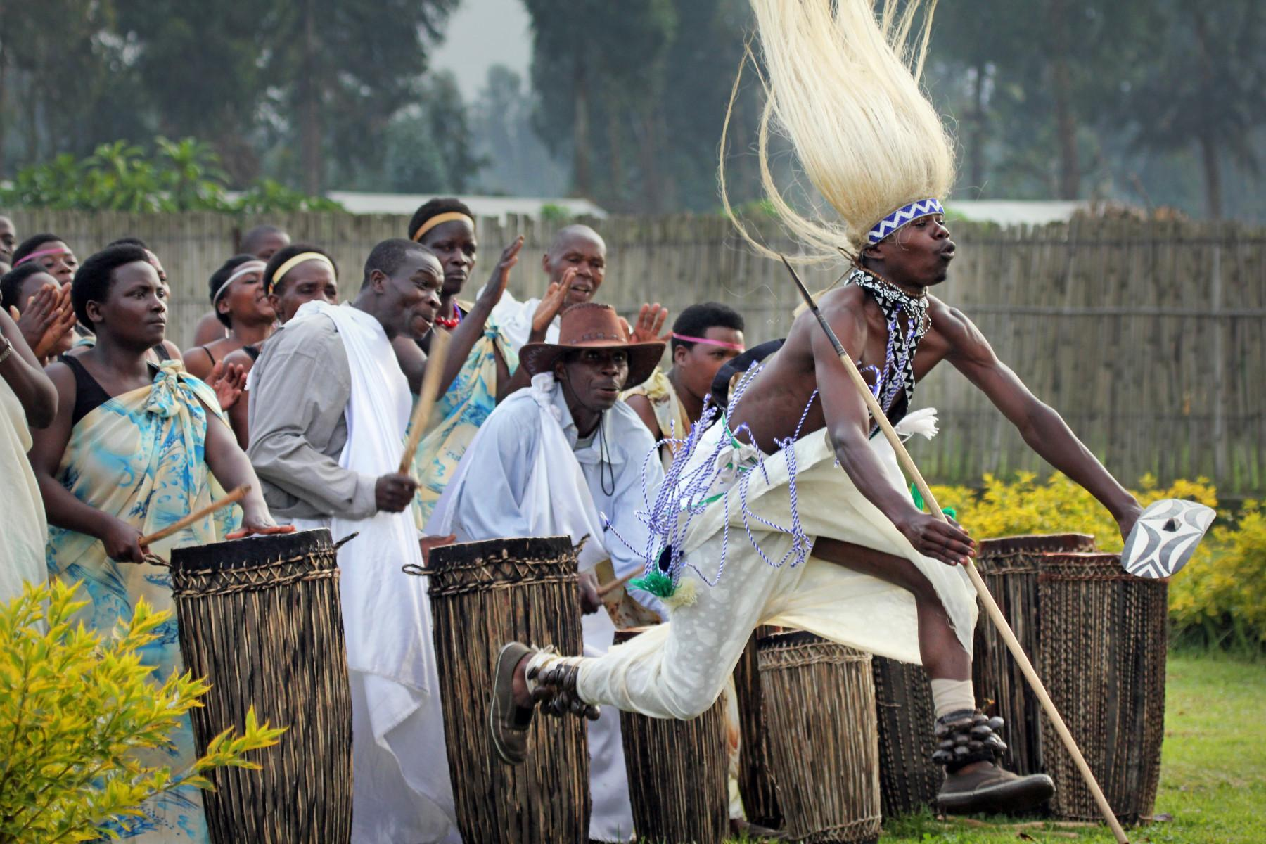 Rwanda events dance